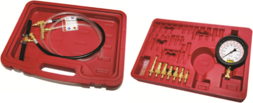 Fuel Injector Pressure Test Set (Asian Vehicles)
