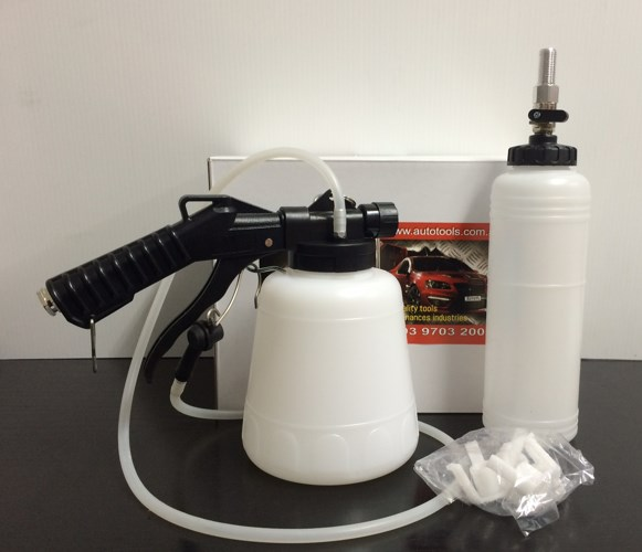 ATK3853B Pneumatic Brake Bleeder
